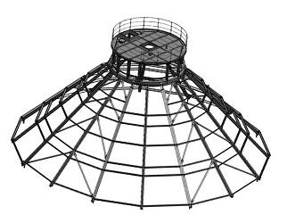 специальная металлическая конструкция