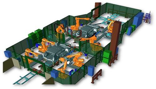 проектирование производственных систем