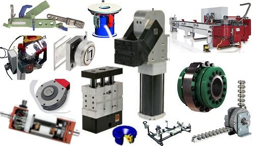Промышленное оборудование и компоненты