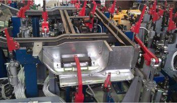 роботизированые ячейки и линии для цеха сварки и цеха сборки